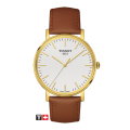 Tissot Everytime Gent – Light Brown Leather Strap