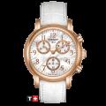 Tissot T-Classic Dress port White Leather Chronograph