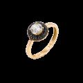 Δακτυλίδι αποτελούμενο από Χρυσό & Zιργκόν