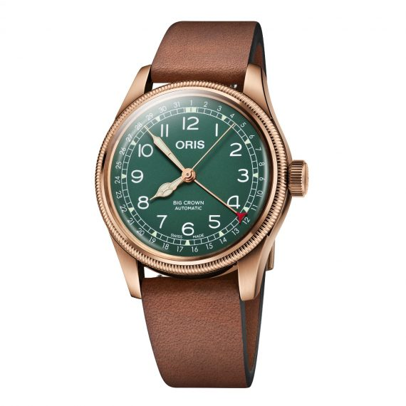 Oris Big Crown Bronze Pointer Date Unisex 01 754 7741 3167-07 5 20 58BR